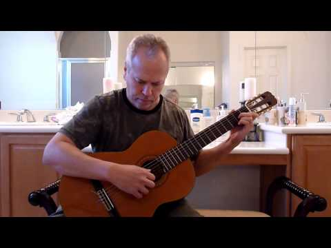 Song Of Songs (8/22) - My Palanquin (Guitar)