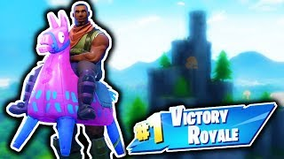 SOLO VICTORY ROYALE with GIDDY UP SKIN !! FORTNITE PS4 GAMEPLAY