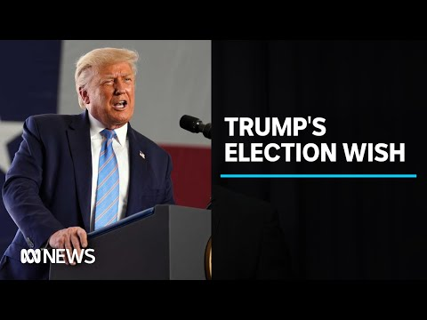 Trump Faces Bipartisan Rejection Of Call To Delay November Election | ABC News