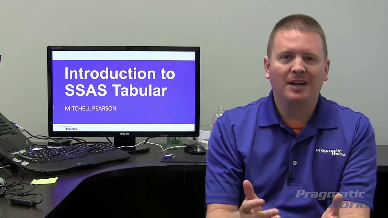 Introduction to SSAS Tabular