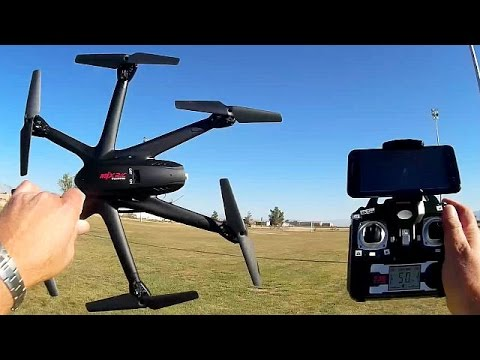MJX X601H Altitude Hold Drone with Autopilot