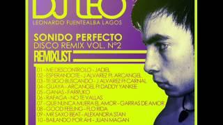 ESPERANDOTE - J ALVAREZ Ft. ARCANGEL - Dj Leo