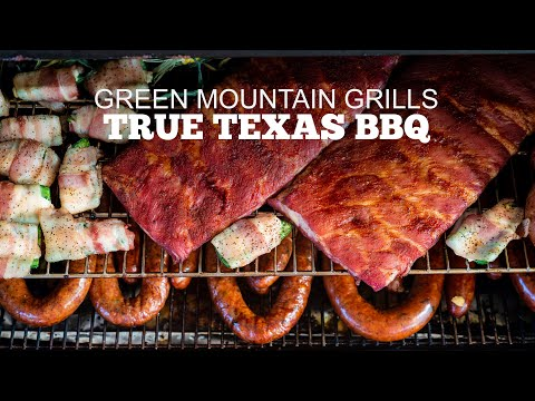 "John ""Smokin X"" Reeves + Green Mountain Grills 