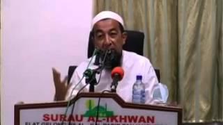 Ust Azhar Idrus- Berhenti Kerja Tolak Rezeki | Belajar & Guru | Wuduk ; Simen