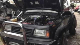 Suzuki Vitara | 1JZ-GTE 4WD