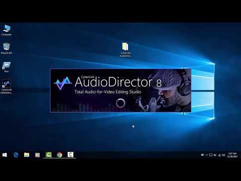 CyberLink AudioDirector ultra 8.0 -32y64bit