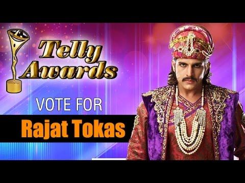 Vote Rajat Tokas For Jodha Akbar | Best Actor Male | Indian Telly Awards 2014
