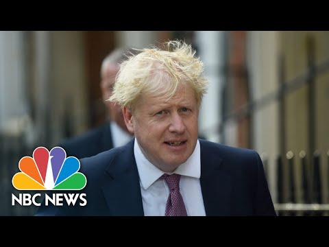 Prime Minister Johnson In ICU, Will Be Placed On Ventilator If Condition Worsens | NBC News NOW