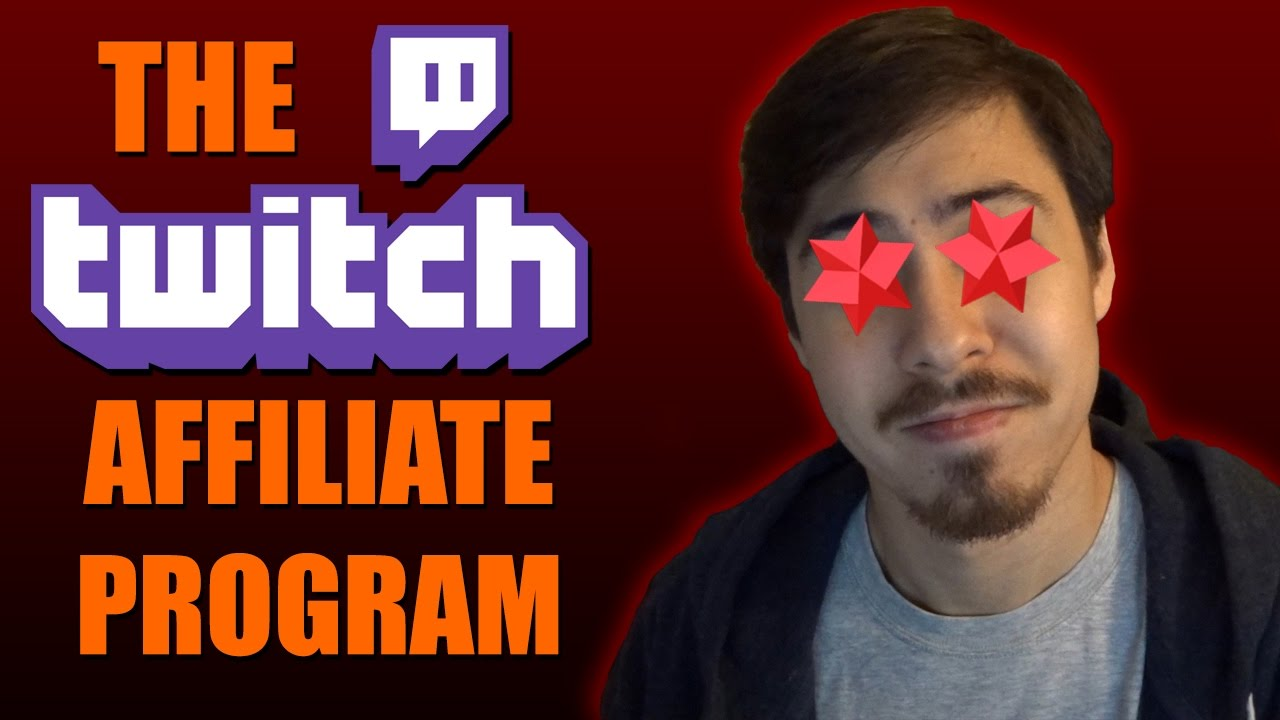how to get twitch affiliate