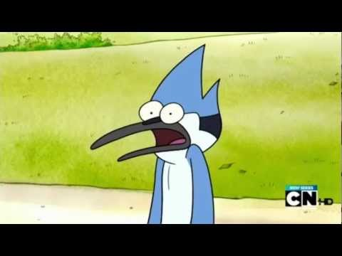 YTP Regular Show - Power Poop