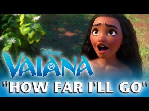 VAIANA: How Far I