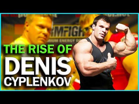 RISE OF DENIS CYPLENKOV (Денис Цыпленков)(Unbeatable Russian Armwrestler - THANOS)
