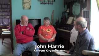 Oak Hill Chapel Pump Organ Interview