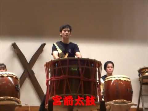 東大和市文化祭 和太鼓の競演