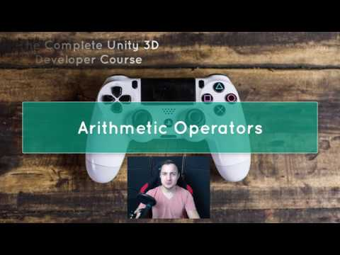 #16 Unity 3D Game Development Tutorial for beginners - Arithmetic Operators thumbnail