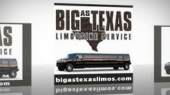 Big As Texas Limousine Service- Limo Service in Austin, TX