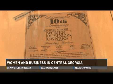 Women and Business in the Peach State HD