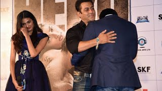 Salman Khan Gets Emotional, Sooraj Pancholi Cries at 'HERO' Trailer Launch 2015
