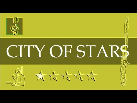 Flute Notes Tutorial - City of Stars - La La Land (Sheet Music)