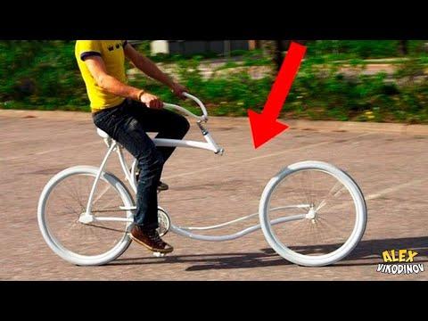 Безумные велосипеды, от которых ты офигеешь! Их не купить на Aliexpress + КОНКУРС