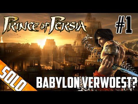 [FRANK] Prince of Persia - Deel 1 - BABYLON VERWOEST?!