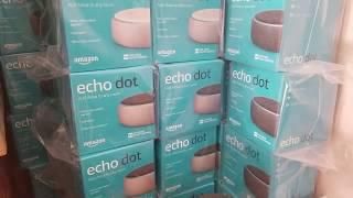 Amazon Echo Dot 3 - Đánh giá mở hộp thế hệ loa thông minh mới nhất