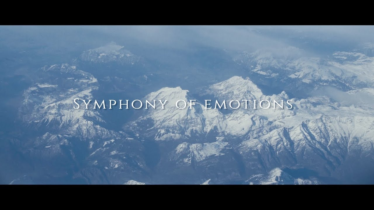 Album Symphony of Emotions - Music by Kirsten Harma Edited by Pennybank Tunes