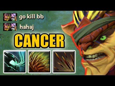 Infinite Mana Bristleback  [Absolute Dota Cancer Tank] Ability Draft