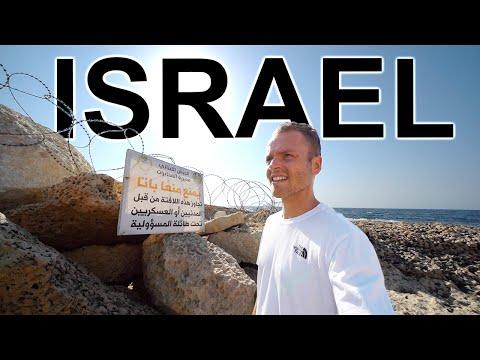 ISRAEL - LEBANON BORDER (not what I expected)