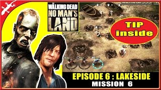 The Walking Dead: No Man's Land - Episode 6 Mission 6 - The Long Road (Tip Inside)