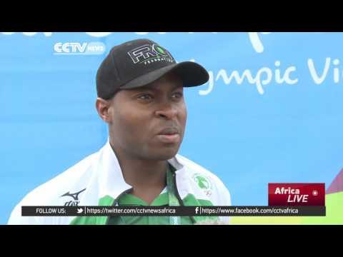 Nigeria Quadri is first African to reach table tennis quarters