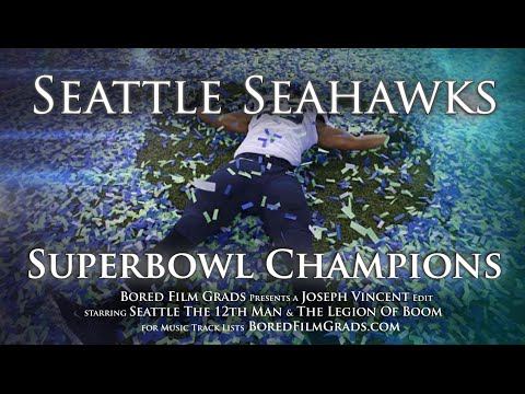 Seattle Seahawks - World Champions 2014