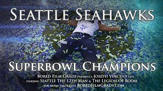 Seattle Seahawks - World Champions 2014