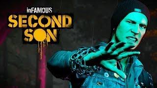 INFAMOUS SECOND SON #2 - Seattle! (Português PS4 Gameplay)
