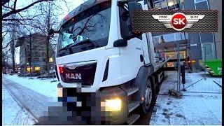Работа в Германии устроился водителем Грузовика/LKW пришлось перезалить