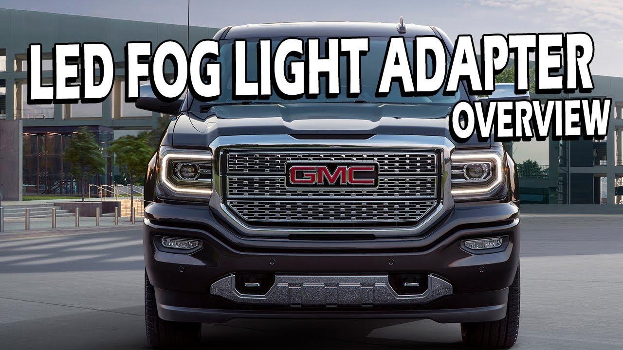 Gm Fog Light Wiring Harnes