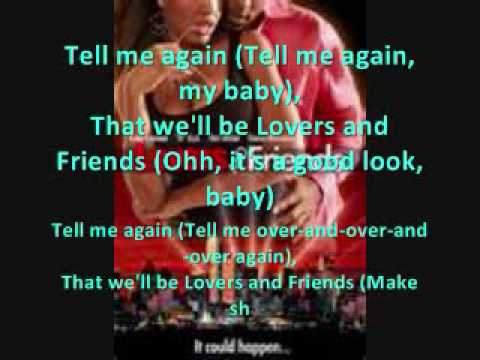 Lovers And Friends Lil Jon Ft Ludacris & Usher Lyrics
