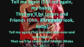 Lovers And Friends Lil Jon- Ft Ludacris & Usher Lyrics