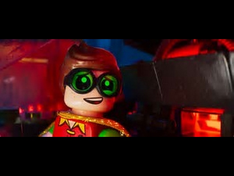 Lego batman movie fly robin fly song made  me