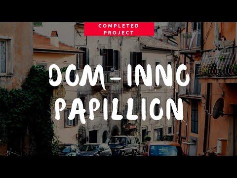 """DOM-INNO Papillon""  An Exclusive Apartment Complex"