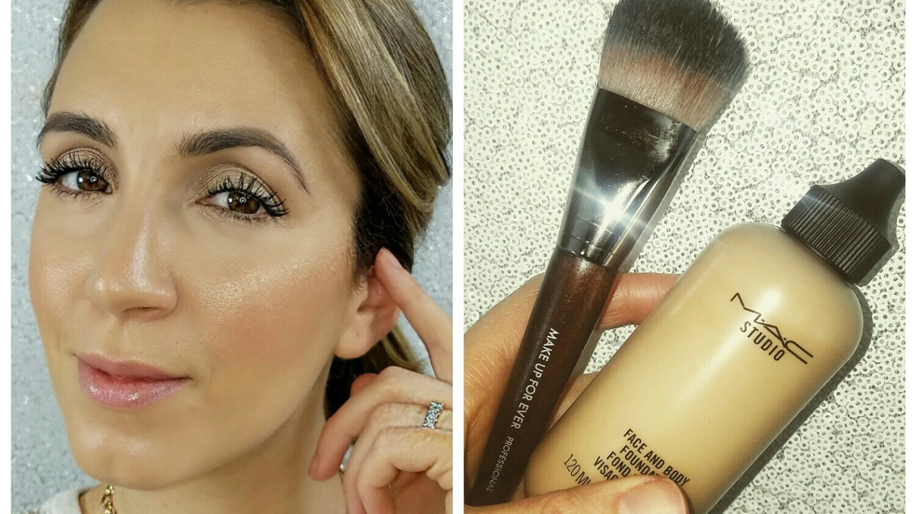 MAC Face and Body Foundation | Review | Foundation Friday