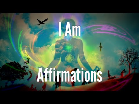 I AM Affirmations for Feeling Awesome - I Am Power Affirmations Series