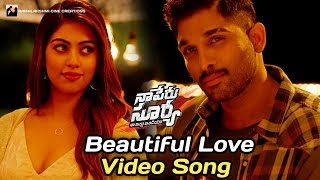 Beautiful Love Song | Naa Peru Surya Naa Illu India Songs | Allu Arjun | Anu Emmanuel |#NPSNII