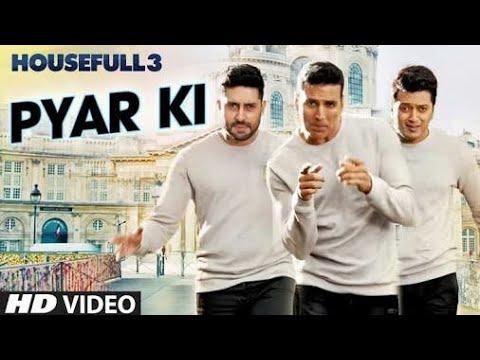 Pyar Ki Maa Ki Full Video Song | HOUSEFULL...