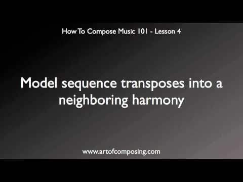 How to Compose Music - Lesson 4 - The Musical Sentence