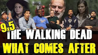 The Walking Dead - 9x5 What Comes After - Group Reaction