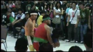 Cardio Boys at Toy Convention 2011   Sm Megamall HD