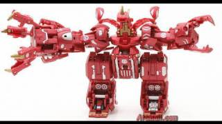 Bakugan Maxus Drago (Dragonoid) 7in1 Battle Monster Toy