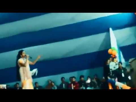 Sun Raha hai na tu cover song__ nahid afrin __dhubri_ guripur _fild_