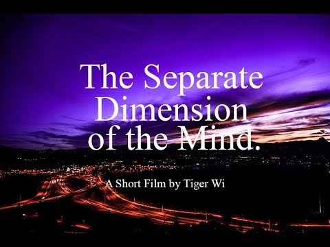 The Separate Dimension of the Mind